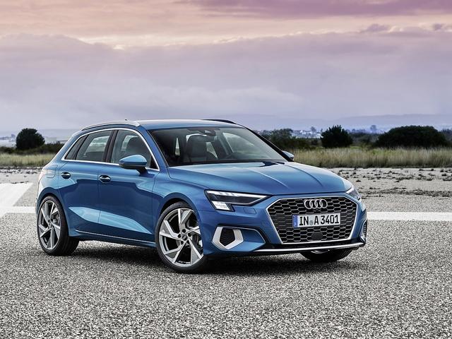 Audi A3 Sportback - Aushängeschild