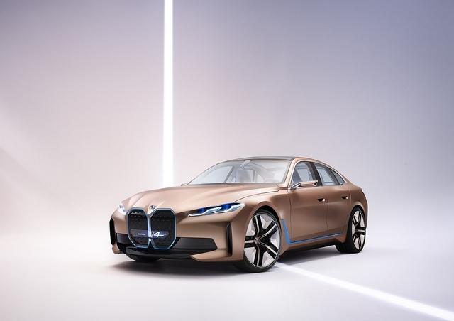 BMW Concept i4 - Der BMW 3er der Zukunft?