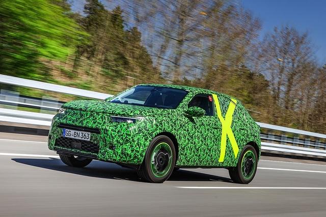 Opel Mokka / Mokka-e 2021 - Auf den Spuren des Corsa