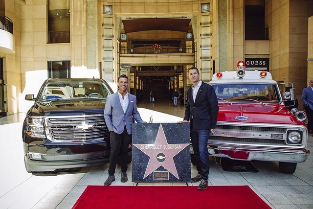 Chevrolet Tahoe / Suburban 2021 - Filmstar wider Willen