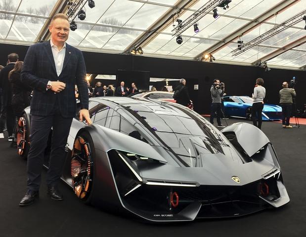 Lamborghini setzt auf Hybridtechnik - Die zwölf steht