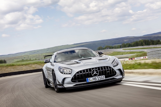 Mercedes-AMG GT Black Series - Das Schärfste zum Schluss