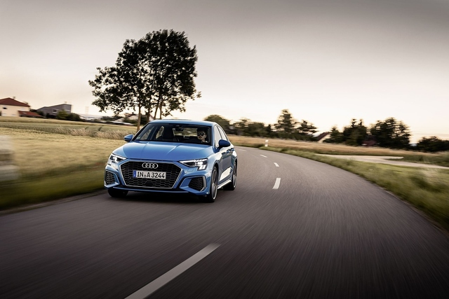 Audi A3 Limousine 35 TFSI - Zusammenspiel der Systeme