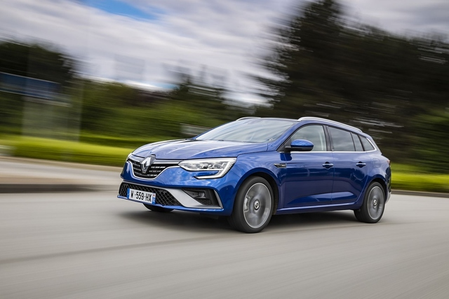 Renault Mégane Grandtour E-Tech Plug-in Hybrid - Französische Alternative