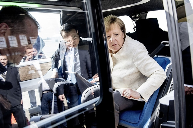 Deutschland plant Vorstoß beim autonomen Fahren - Ende der Ausreden