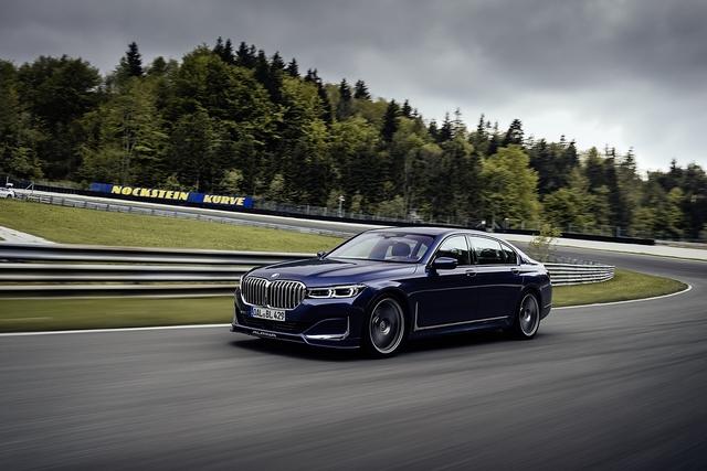 BMW Alpina B7 - TEE der Neuzeit
