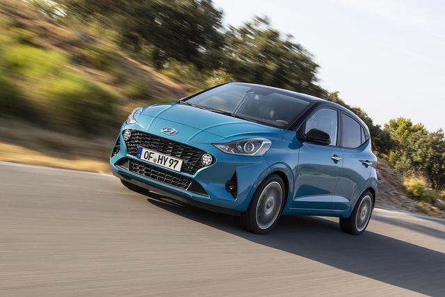 Hyundai i10 1.2 - Smart anders
