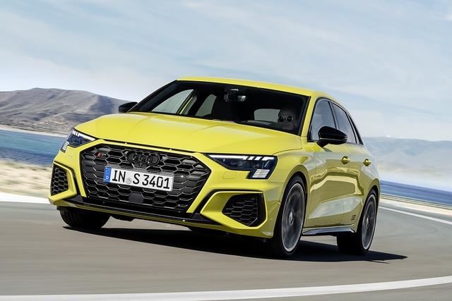 Audi S3 2020 - Zwischenlösung