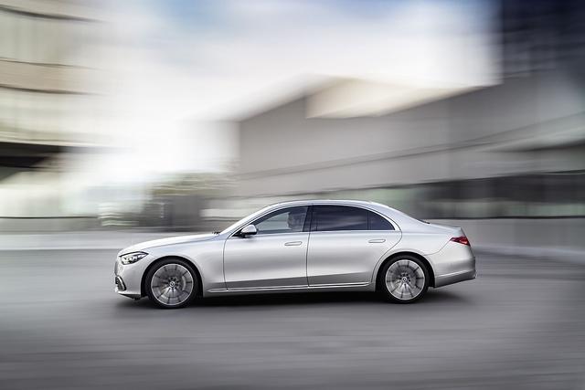 Bilder: Mercedes S-Klasse 2021 - Lieblingskind - autoplenum.de