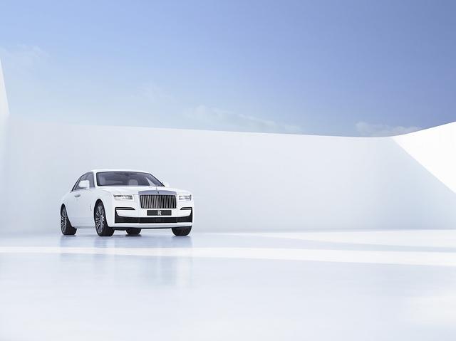Rolls-Royce Ghost 2021 - Die lange Praline