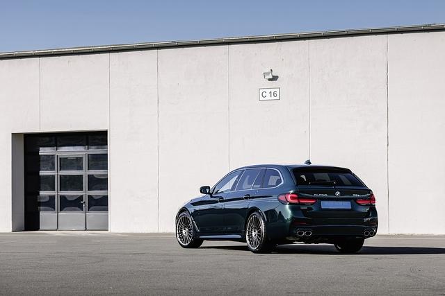 BMW Alpina D5 S - König der Autobahn