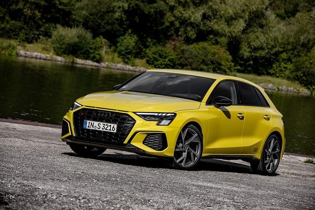 Audi S3 Sportback - Agile Schlange