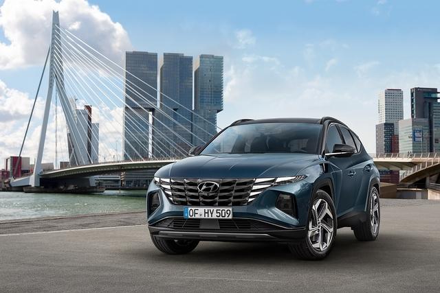 Hyundai Tucson 2021 - Neue Gefahr