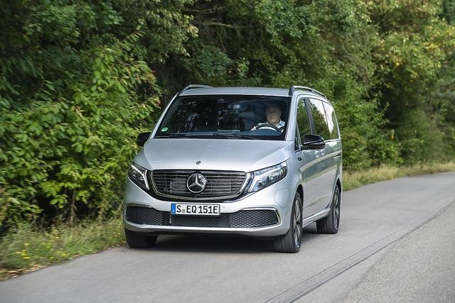 Mercedes EQV 300 - Zuschlag