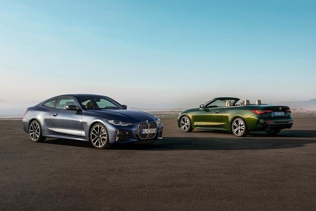 BMW 4er Cabrio / Coupé - Endlich wieder mit Mütze