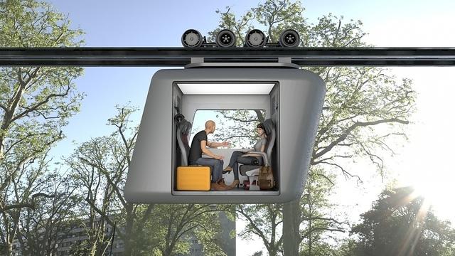 Ottobahn Gondelsystem - Eine neue Ebene