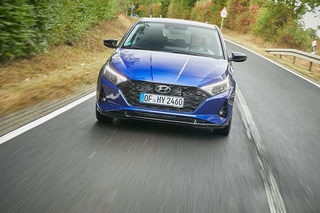 Hyundai i20 1.0 T-GDI DCT - Selbstfindung