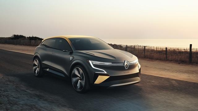 Renault Megane Evision - Nachgeladen