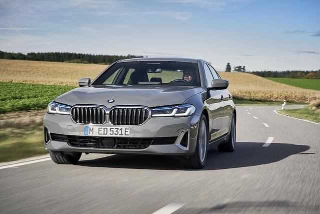 BMW 530e 2021 - Massenmodell