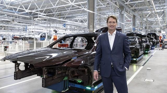 Mercedes' Technik-Zukunft - Als gäbe es kein Morgen mehr