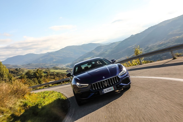 Maserati Ghibli Hybrid - Ein erster Schritt
