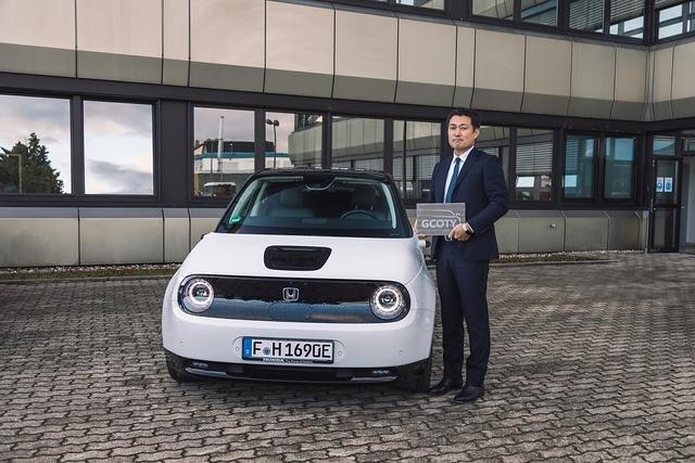 German Car of the Year 2021 - Mitten ins Elektroherz