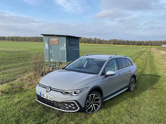 VW Golf Alltrack 2.0 TDI 4motion - Grenzgänger