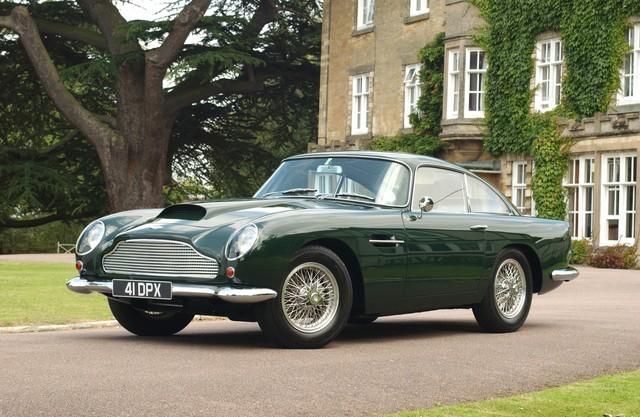 Aston Martin DB4 GT - Klassiker frisch ab Werk