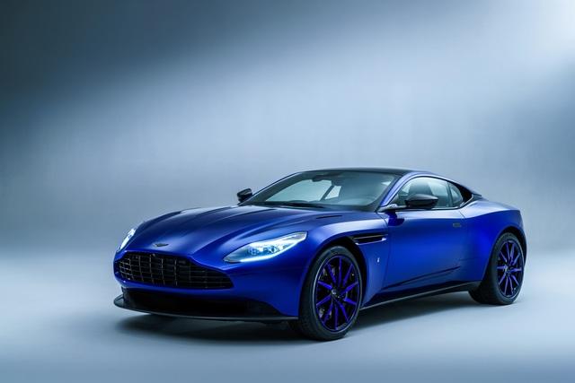 Aston Martin DB11 by Q - Wünsch dir was