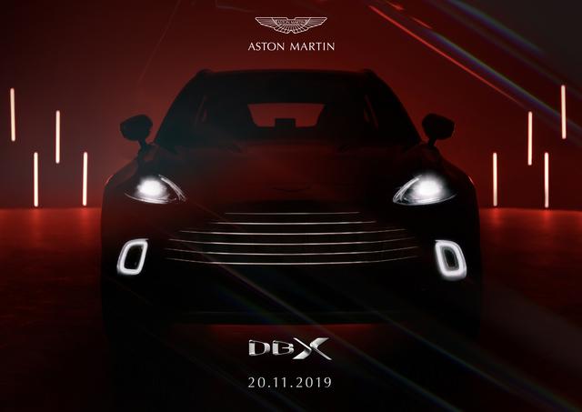 Aston Martin DBX  - Abgehoben – auch beim Preis
