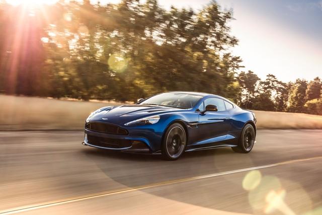 Aston Martin Vanquish S - Von allem etwas mehr