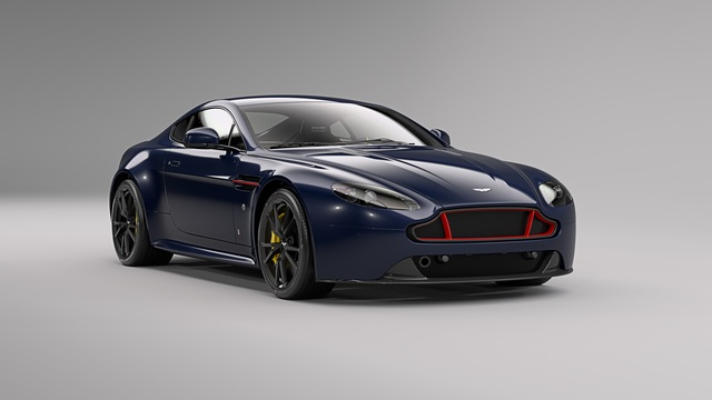Aston Martin Vantage S Red Bull Racing Edition Fur Formel 1 Fans