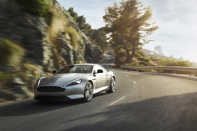Partnerschaft Daimler und Aston Martin - Sport-Deal besiegelt