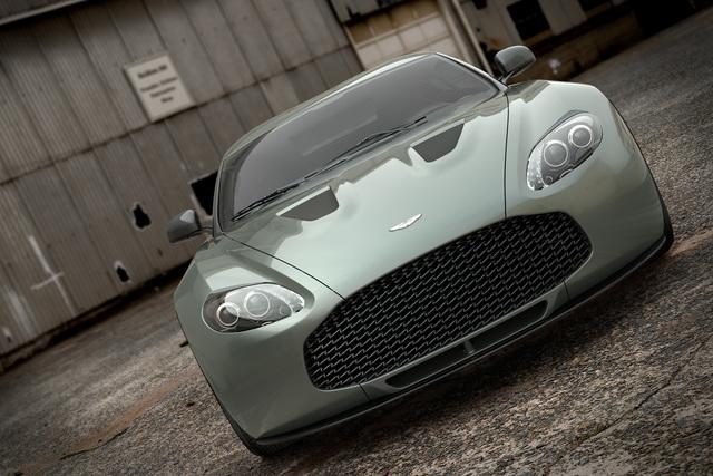 Aston Martin Zagato - Wiedersehen mit einer Legende