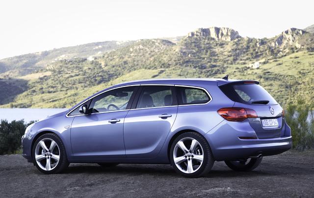 Opel Astra Sports Tourer - Fast schon Mittelklasse