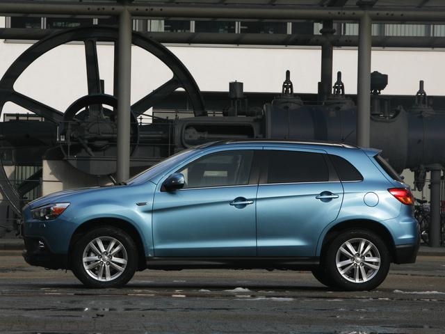Mitsubishi ASX: Einstieg für 17.990 Euro