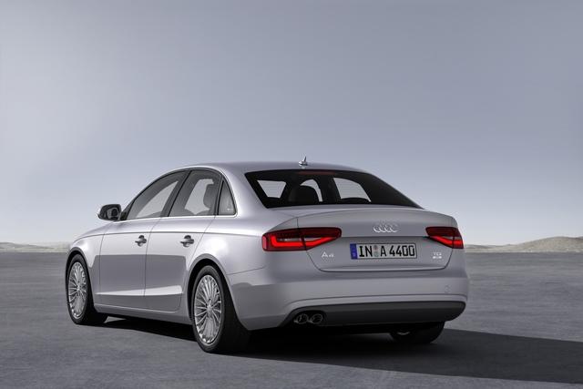 Audi Ultra-Modelle  - Eine Familie von Spritsparern