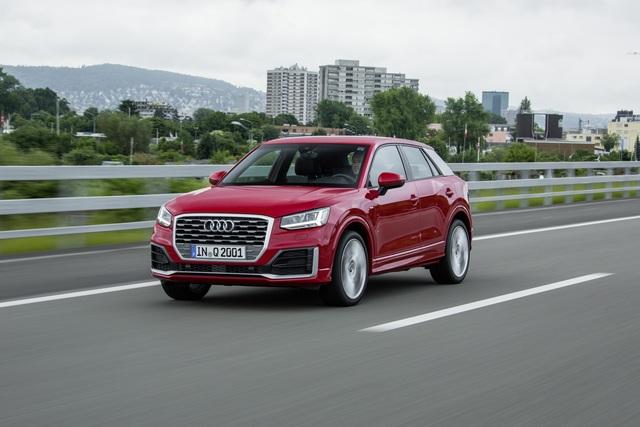 Gebrauchtwagen-Check: Audi Q2 - Teure Auswahl, wenig Mängel