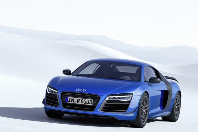Audi R8 LMX - Das Beste zum Schluss