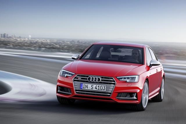 Audi S4 Limousine und Avant - Turbo statt Kompressor (Vorabbericht)