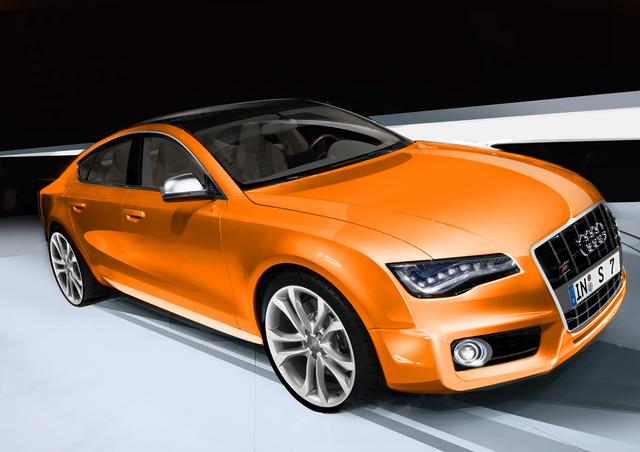 Audis Motorenpläne in der Oberklasse: S7 und S8 kommen mit V8-Turbomotoren