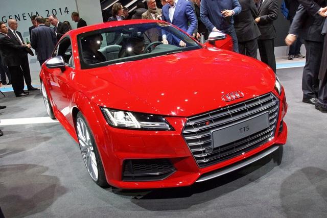 Audi TT - Zum Sprung bereit