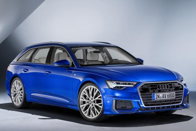 Audi A6 Avant - Schönheit vor Laderaum