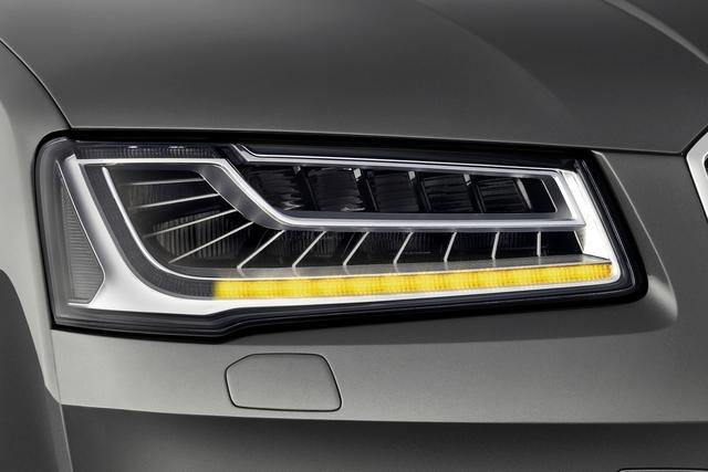 Audi A8 - Richtungsweisend