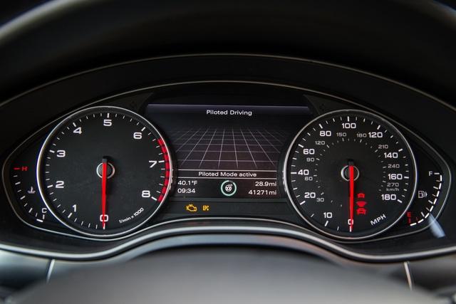 Autonome Audi - Vollautomatisiertes Fahren kommt 2025