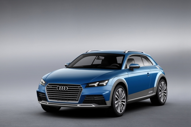 Audi Allroad Shooting Brake - Im Westen was Neues
