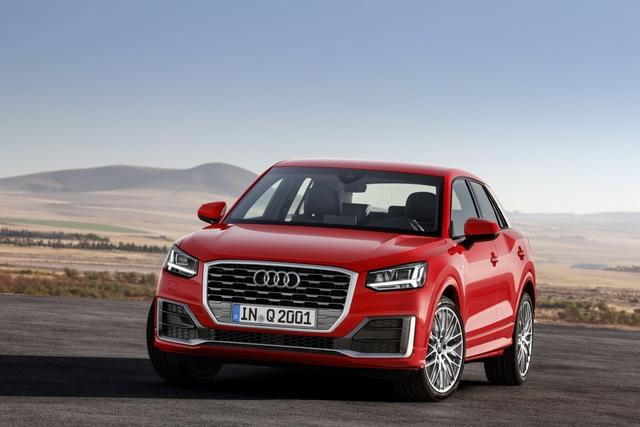 Audi Q2 - Premiumangriff bei den kleinen SUV (Vorabbericht)