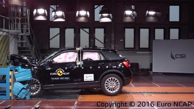 EuroNCAP Crashtest (Update) - Meistens gut