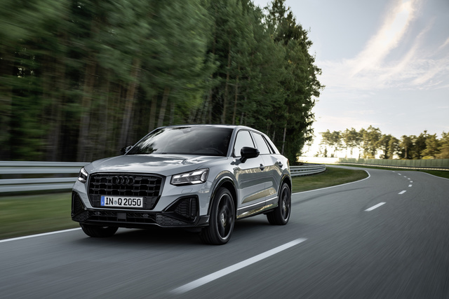 Audi Q2 Facelift - Pakete statt Einzeloptionen