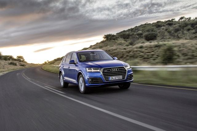 Test: Audi Q7 - Innere Schönheit